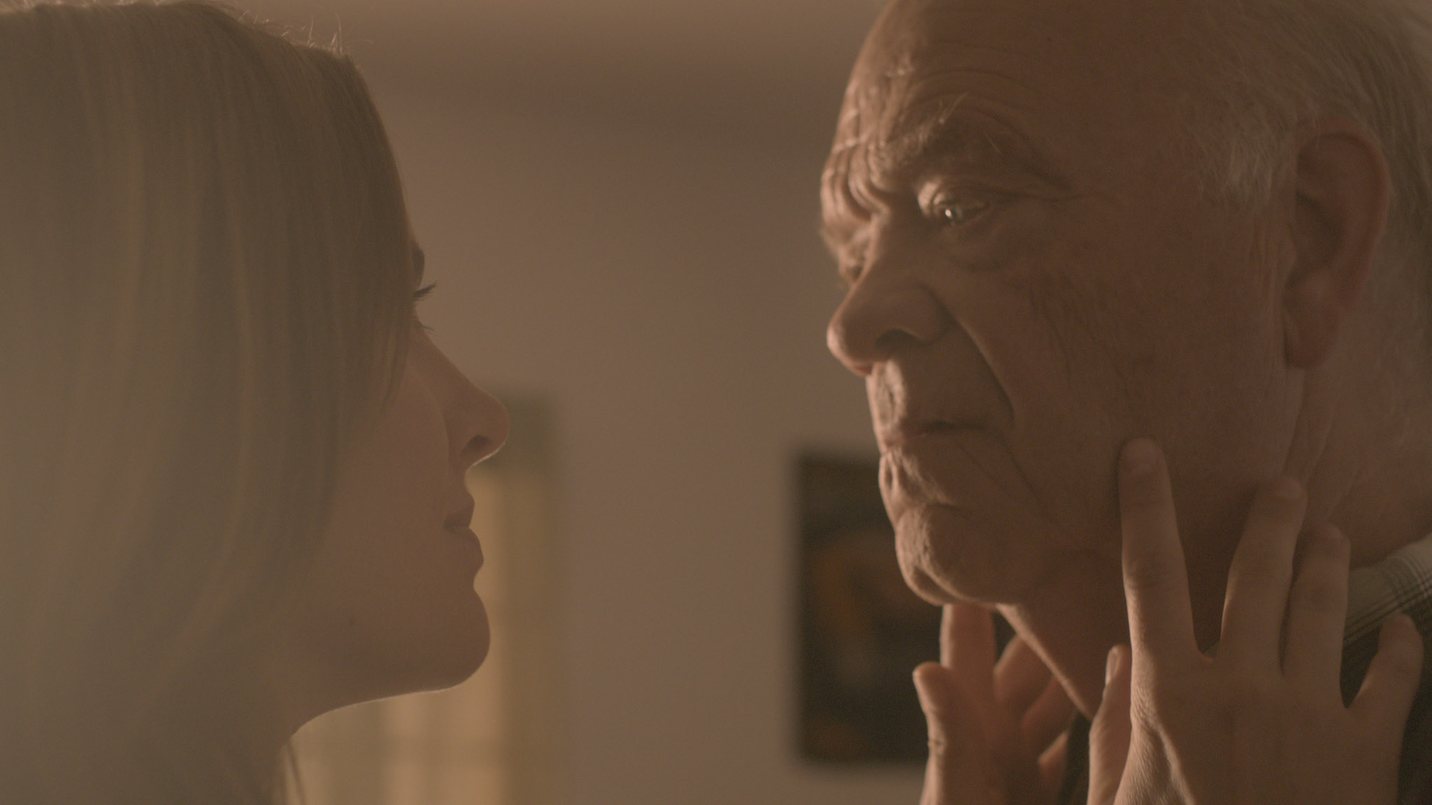 Joel takes in the new Alice. Youth, a short film coming in 2016. Starring Jessica Stroup and George Maguire, directed by Brett Marty. A sci-fi film about growing old in a world of perpetual youth.
