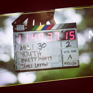 Youth, a short film coming in 2016. Starring Jessica Stroup and George Maguire, directed by Brett Marty. A sci-fi film about growing old in a world of perpetual youth.